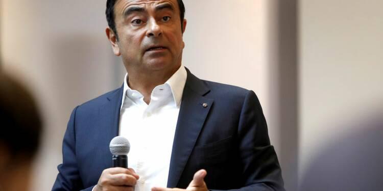 Le parquet de Tokyo refuse de dire si Ghosn reconnaît les faits
