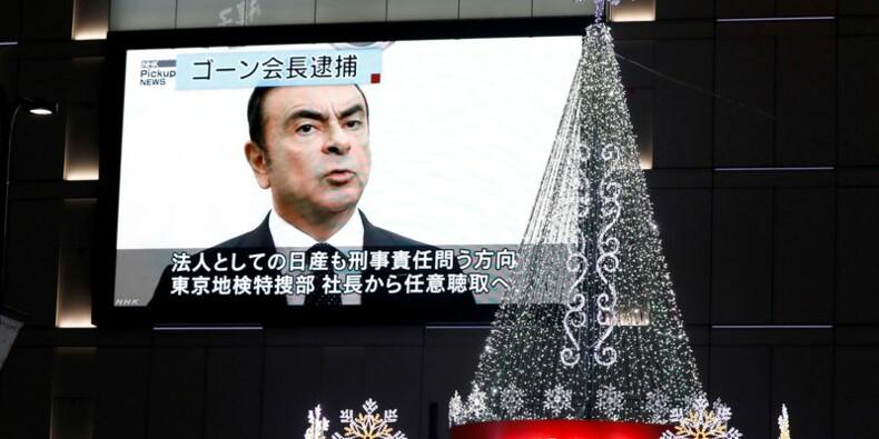 Nissan écarte Ghosn malgré les demandes de Renault