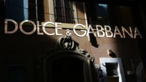 Dolce & Gabbana lâché par les sites chinois de e-commerce