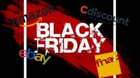 Black Friday : Amazon, Cdiscount, eBay, Fnac, les meilleures offres vérifiées