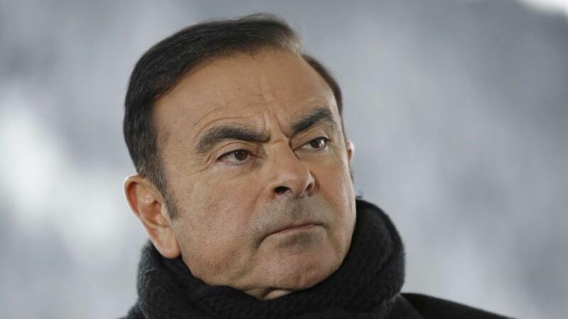 Affaire Carlos Ghosn : des actionnaires attaquent Renault en justice pour la chute de l'action