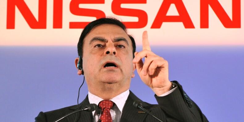 Nissan: le conseil d'administration révoque à l'unanimité Carlos Ghosn