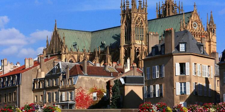Immobilier à Strasbourg, Nancy, Metz... où trouver les bonnes affaires