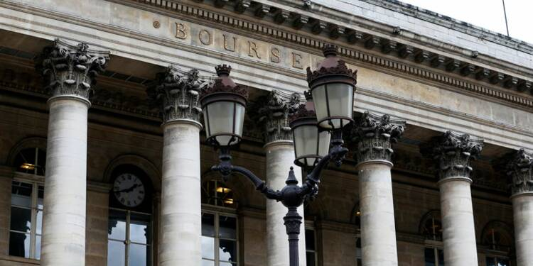 Les actions montent, l'euro baisse, les PMI déçoivent