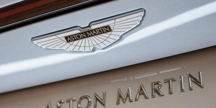Aston Martin va plus que doubler sa production d'ici 2025