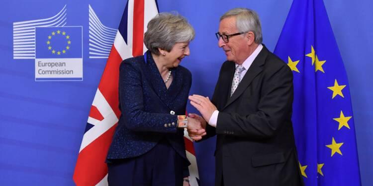 Les Européens prêts à sceller un divorce historique avec le Royaume-Uni