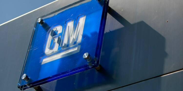 GM va réduire sa production et ses effectifs en Amérique du Nord