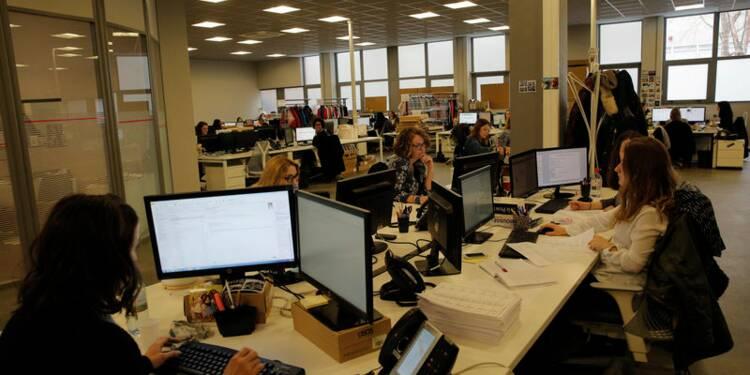 L'emploi intérimaire accentue sa baisse en octobre