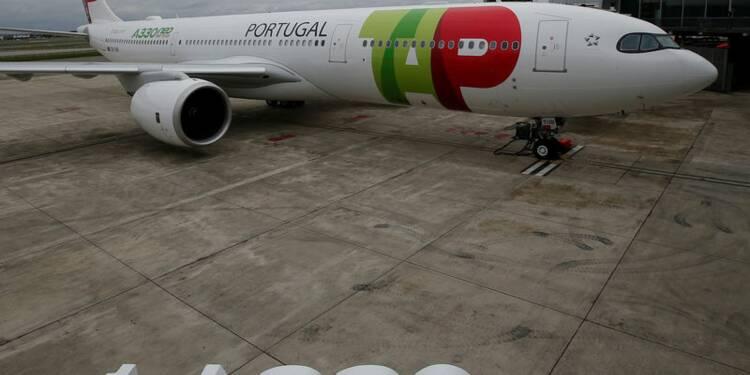Airbus livre son premier A330neo face à la concurrence du 787
