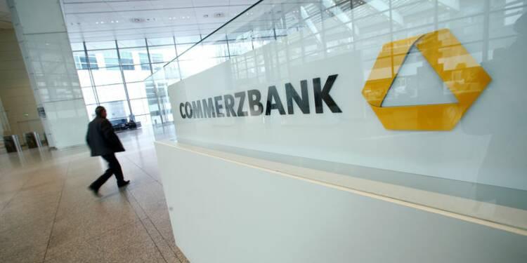 Commerzbank renonce à prendre une participation dans NordLB