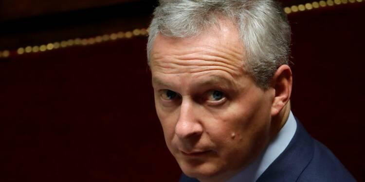 Le DG de Renault doit rester le président de l'alliance, dit Le Maire