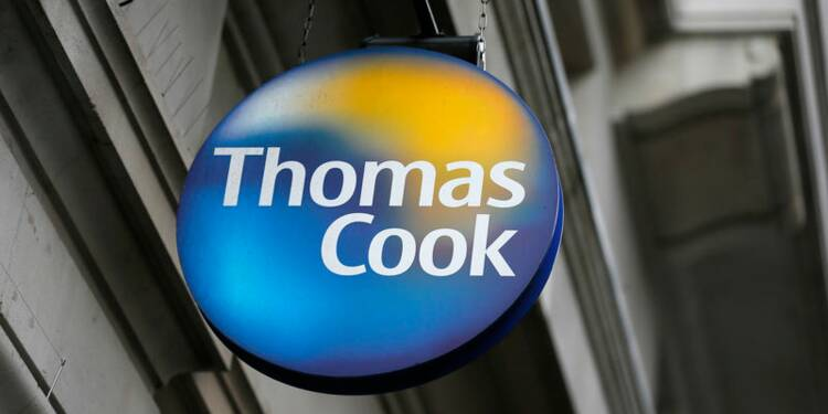 """Thomas Cook plonge en Bourse après un nouveau """"profit warning"""""""