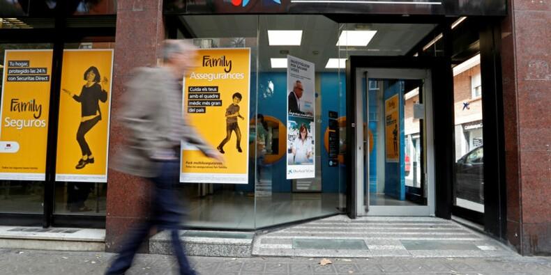 Caixabank vise une rentabilité de plus de 12% en 2021