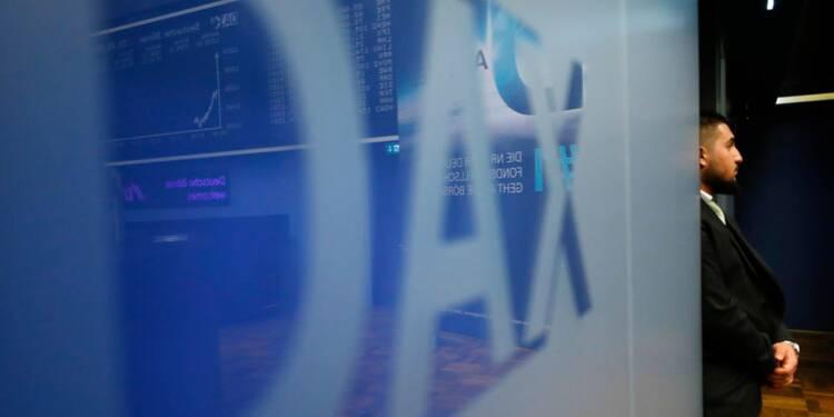 L'Europe boursière en hausse, fragiles espoirs sur le commerce