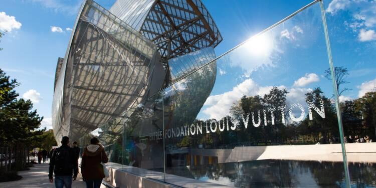 La Fondation Louis Vuitton épinglée par la Cour des comptes