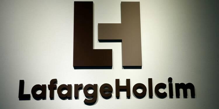 LafargeHolcim confirme ses objectifs, voit une demande solide en 2019