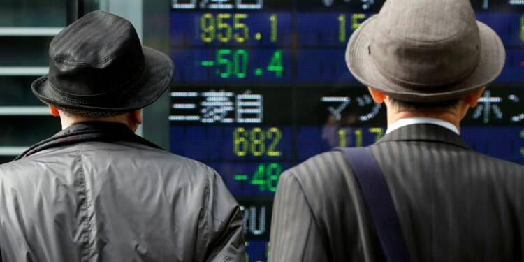 Tokyo finit en hausse, portée par les espoirs sur le commerce