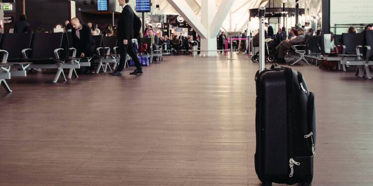 XXII, la start-up qui traque les bagages abandonnés