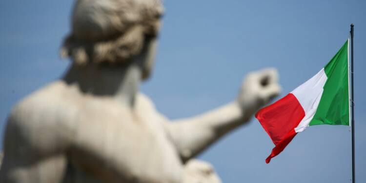 La BCE avertit d'un risque de contagion de l'Italie