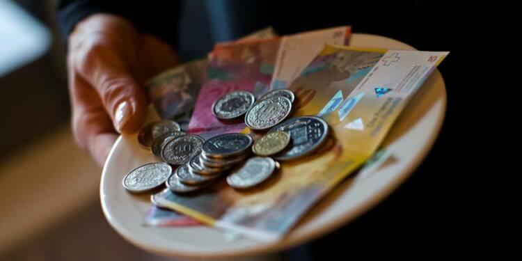 Contraction inattendue de l'économie suisse au 3e trimestre