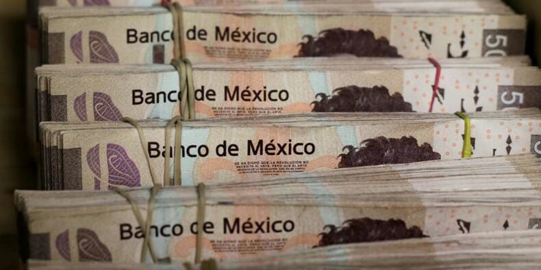 """La banque du Mexique avertit du risque d'une """"perte de confiance"""""""