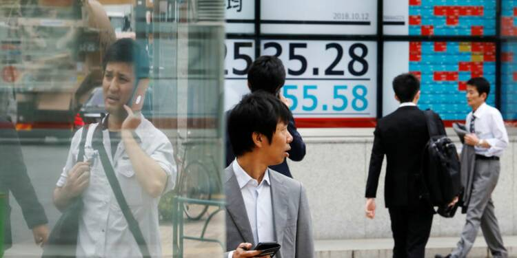 Tokyo a gagné 0,40% avant le rencontre sino-américaine sur le commerce