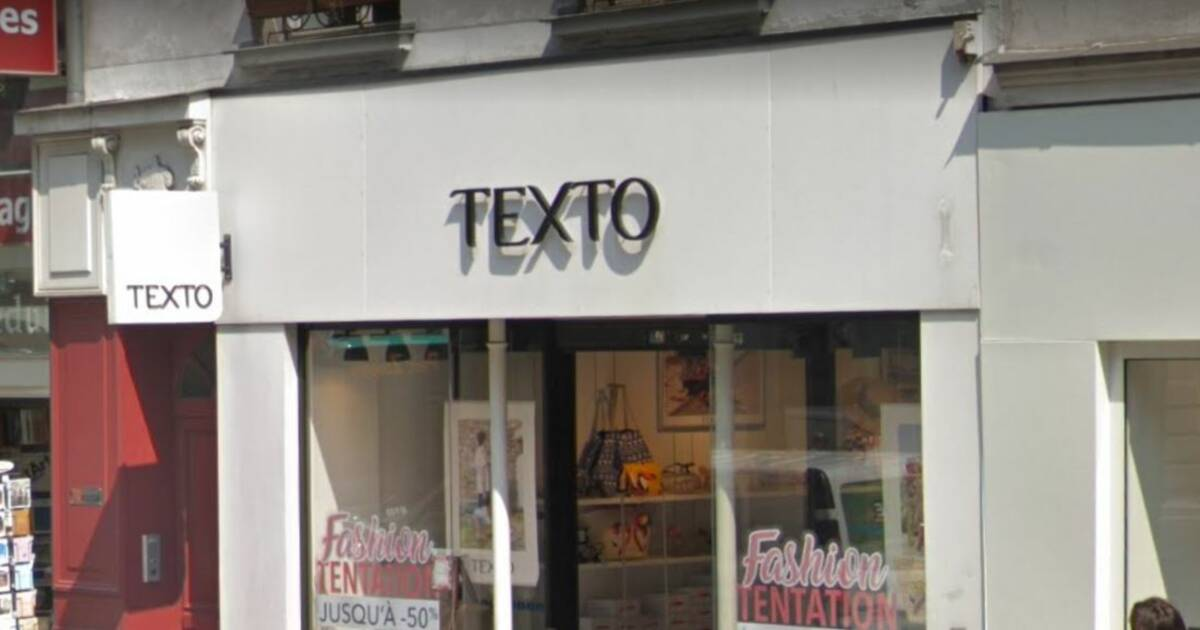 Magasin texto
