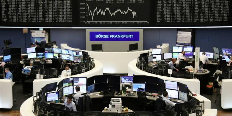 L'Europe recule, Wall Street hésite avant la rencontre Trump-Xi