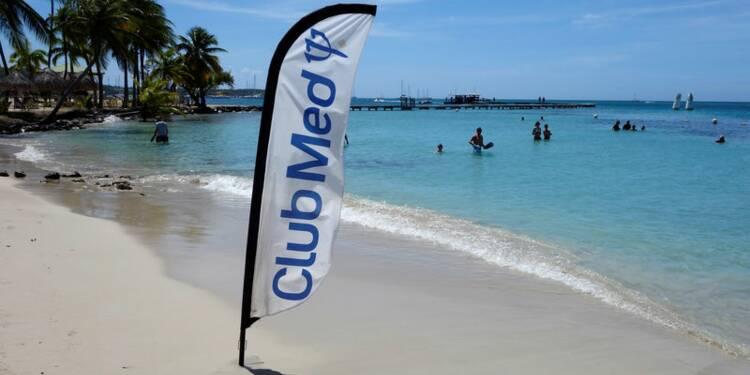 Fosun lance l'IPO de Club Med à Hong Kong, veut lever 481 millions d'euros