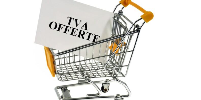 """""""Gilets jaunes"""" : les commerçants de Saint-Brieuc appelés à supprimer la TVA en décembre"""