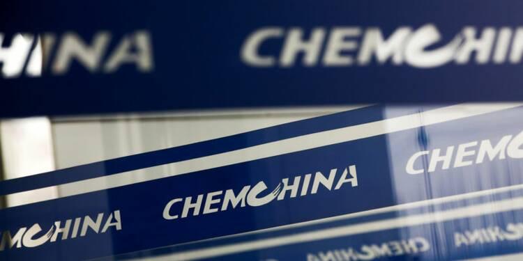 L'explosion en Chine liée à une fuite de gaz, dit ChemChina
