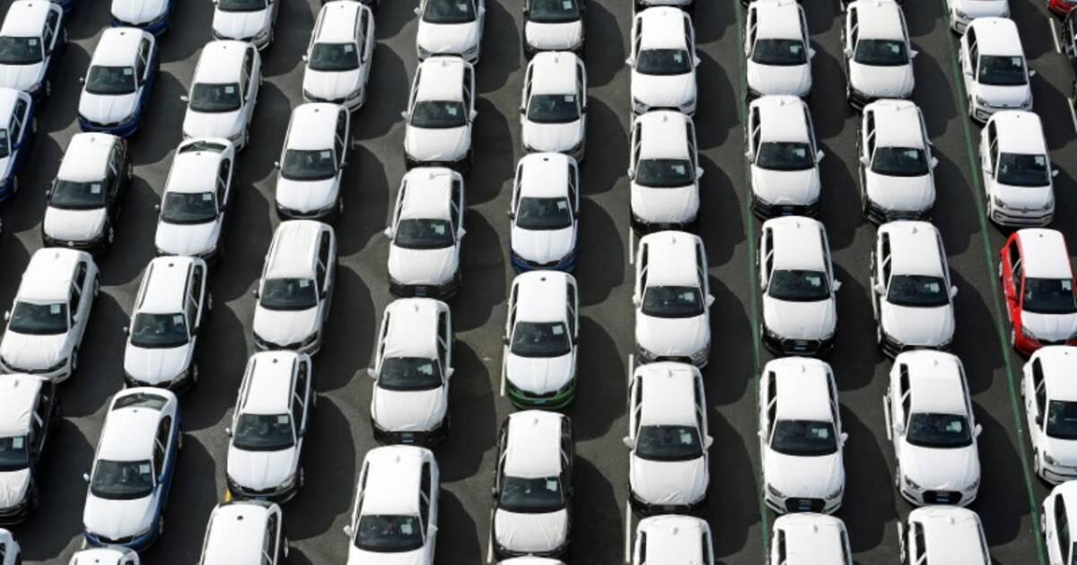 Immatriculations de voitures neuves en baisse de 4,66% en