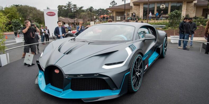 Envie de travailler sur une voiture à 5 millions d'euros ? Bugatti embauche en Alsace
