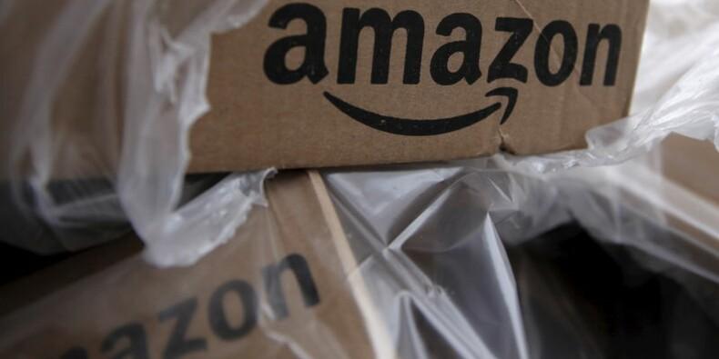 Amazon brièvement première capitalisation de Wall Street