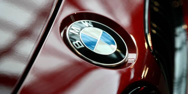 BMW voit devises, tarifs et matières premières peser sur 2019