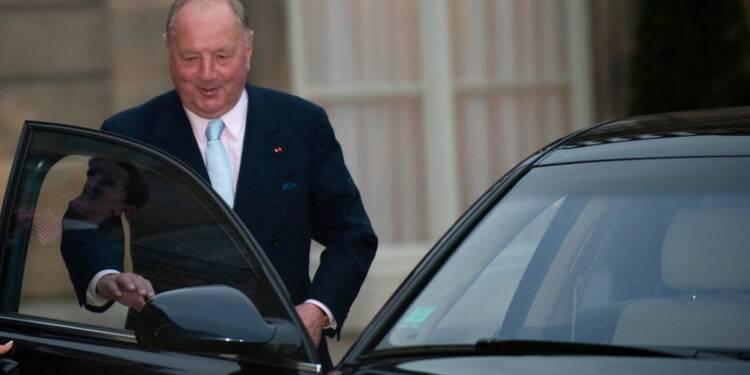 L'homme d'affaires belge Albert Frère est mort à 92 ans