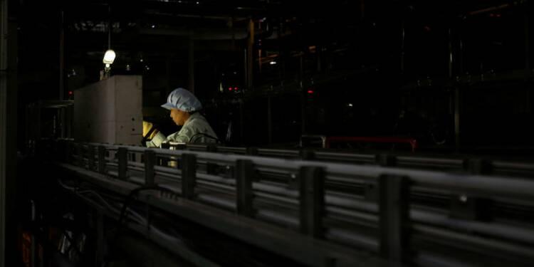 L'activité manufacturière a accéléré en novembre au Japon