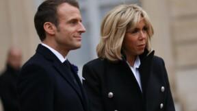Pendant ce temps-là, Brigitte Macron change les moquettes et les rideaux de l'Elysée