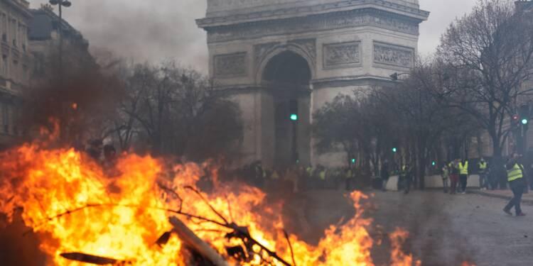 Arc de Triomphe : le coût des dégâts dévoilé