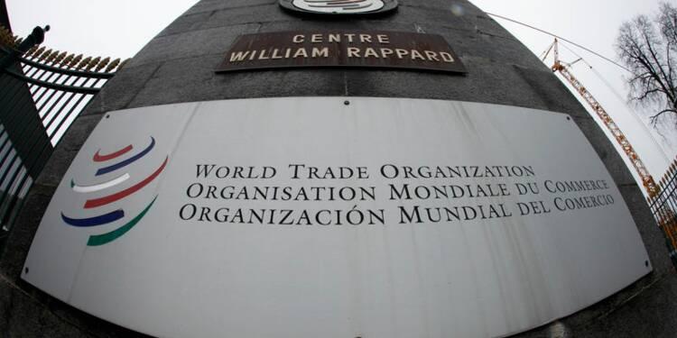 L'OMC, devant l'industrie auto allemande, avertit sur une crise du commerce
