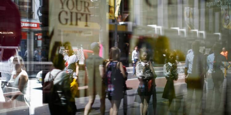 Australie: La croissance a ralenti à 0,3% au troisième trimestre