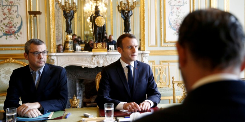 Emmanuel Macron exclut tout retour de l'ISF