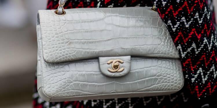 Chanel, première marque de luxe à renoncer au crocodile - Capital.fr 8956e3f1691