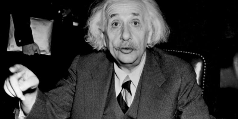 La lettre d'Einstein sur Dieu vendue aux enchères pour un montant faramineux