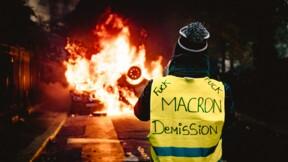 La moitié des Français souhaitent la démission d'Emmanuel Macron