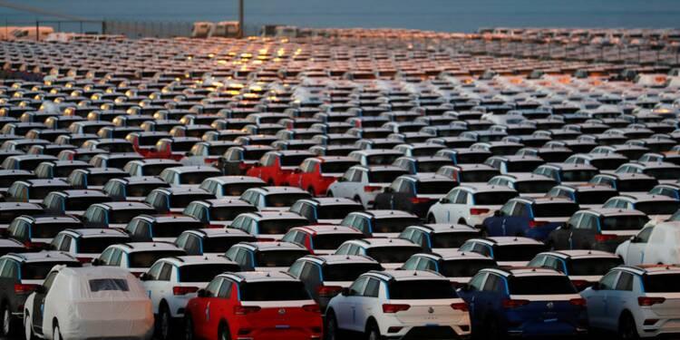 Les normes CO2 pèsent encore sur les ventes autos en Europe