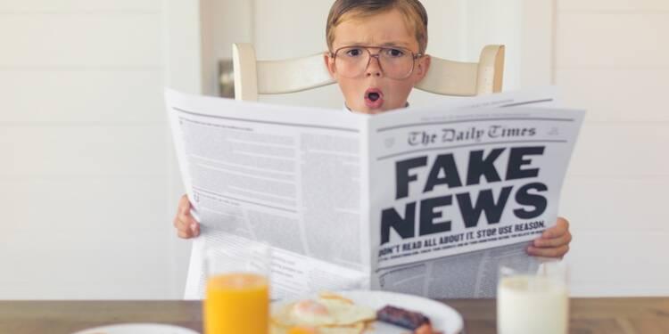 """Dans les entreprises aussi, les """"fake news"""" existent"""