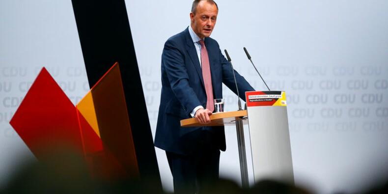 Allemagne: Schäuble soutient publiquement Merz à la tête de la CDU