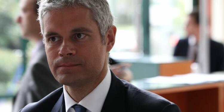 Gilets jaunes : Laurent Wauquiez baisse les taxes sur les carburants dans sa région