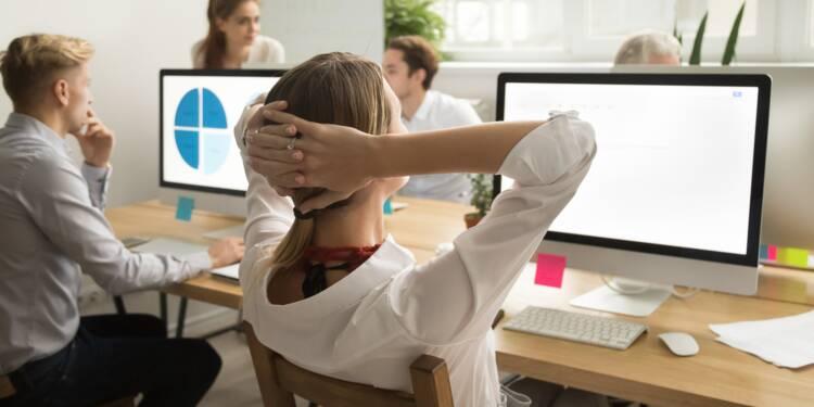 Un bon exercice de respiration pour rester zen au bureau